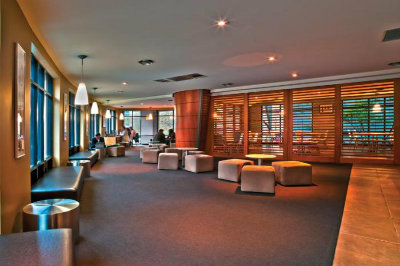 Travelodge Sydney Hotel Lobby