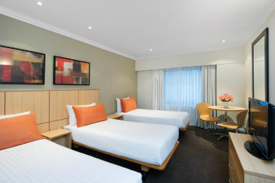 Travelodge Sydney Triple Room